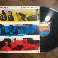 The Police - Synchronicity (Every Breath You Take bu plakta)