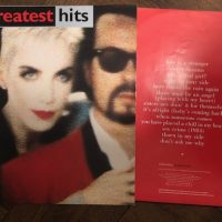Eurythmics - Greatest Hits (Sweet Dreams bu plakta)
