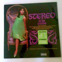 Stereo a La Carte    lp