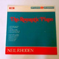 Neıl  Rhoden  the romantic piano  lp
