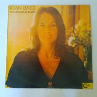 Joan  Beas  dıamonds  and rust  lp
