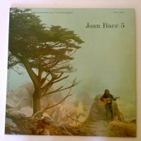 Joan  Baes 5    lp