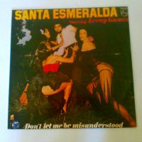 Santa Esmeralda  don't let me be misunderslood   lp