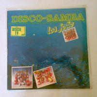Los  Joao  dısco samba   lp