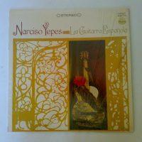 Narciso  Yepes  la  quıtarra  espanola   lp