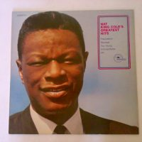 nat kıng  cole greatest hıts  lp