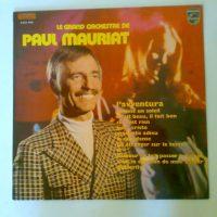 Paul  Maurıat  l'avventura   lp