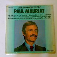Paul Maurıat un homme et une femme  lp