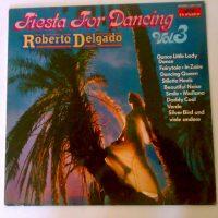Roberto Delgado  Fiesta for dancing  vol.3  lp