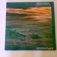 Santana   moon flower   2xlp