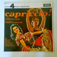 The London Festival  Orchestra   capriccio  lp