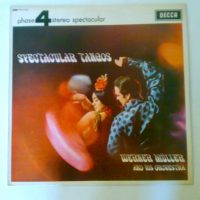 Werner Müller  spectacular tangos  lp