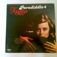 Paradiddle 4  together  lp