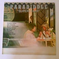Paradıddle superstars   lp