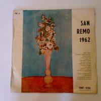 Sanremo 1961-1962-1973     3xlp