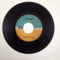Esin Engin  bitmeyen şarkı-kaybolan yıllar  45'lik