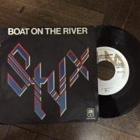 *STOKTA YOK* Styx - Boat On The River / Borrowed Time