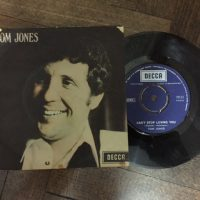 Tom Jones - Can't Stop Loving You / Never Give Away Love