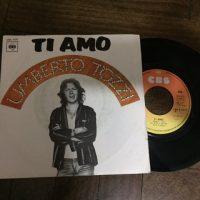 Umberto Tozzi - Ti Amo / Dimentica Dimentica