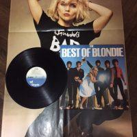 Blondie - Best Of Blondie (LP) (Orjinal POSTERLİ )