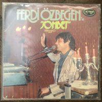 Ferdi Özbeğen - Ferdi Özbeğen'le Sohbet (Dilektaşı Bu Albümde) LP