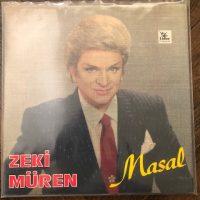 Zeki Müren - Masal LP (1985 Orjinal Eski Baskı)