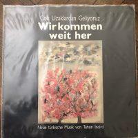 Tahsin İncirci - Çok Uzaklardan Geliyoruz (Wir Kommen Weit Her) Nadir LP