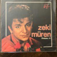 Zeki Müren - Pırlanta 4 (Eski Baskı LP)