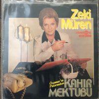 Zeki Müren - Kahır Mektubu (Eski Baskı LP)