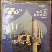John Berberian - Music Of The Middle East LP