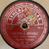 Mustafa Sağyaşar - Hatırla Sevgili / Unutamam Seni